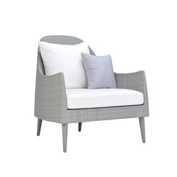 KATACHI LOW BACK LOUNGE CHAIR | Poltrone | JANUS et Cie