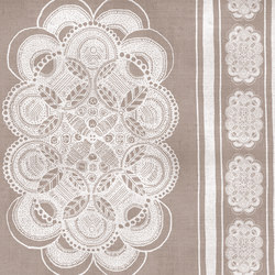 Doily | Wall coverings / wallpapers | Inkiostro Bianco