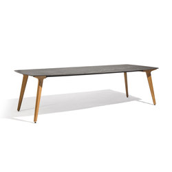 Torsa dining table 264x118 | Mesas comedor | Manutti