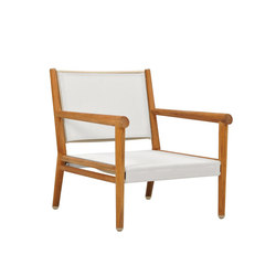 KONOS LOUNGE CHAIR | Armchairs | JANUS et Cie