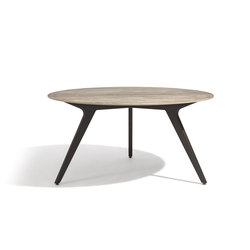 Torsa dining table ⌀148 | Esstische | Manutti