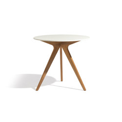 Torsa dining table ⌀148 | Bistrotische | Manutti