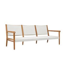 KONOS SOFA 3 SEAT | Sofas | JANUS et Cie