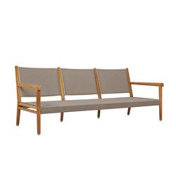 KONOS SOFA 3 SEAT | Canapés | JANUS et Cie