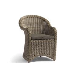San Diego round chair | Chaises | Manutti