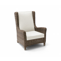 San Diego wing chair | Sessel | Manutti