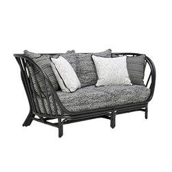 KYOTO RATTAN SOFA 2 SEAT | Sofas | JANUS et Cie