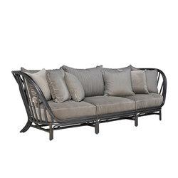 KYOTO RATTAN SOFA 3 SEAT | Sofas | JANUS et Cie