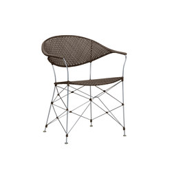 WHISK ARMCHAIR | Restaurant chairs | JANUS et Cie