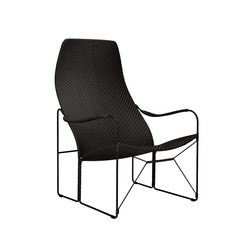 WHISKEY RATTAN LOUNGE CHAIR | Sillones | JANUS et Cie