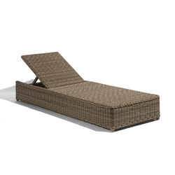 San Diego lounger | Seating islands | Manutti