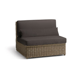 San Diego large middle seat | Sillones | Manutti