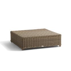 San Diego large footstool / sidetable | Poufs | Manutti
