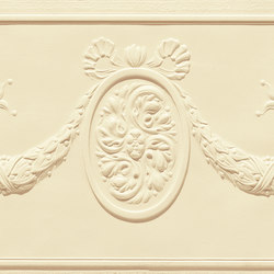 Cameo Frieze | Tejidos decorativos | Lincrusta