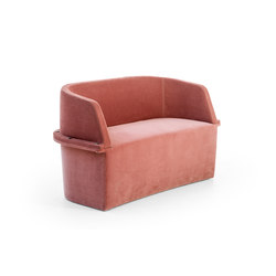 Assembly Settee | Benches | Diesel with Moroso