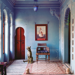 The Maharajas Apartment | Carta parati / tappezzeria | Inkiostro Bianco