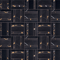 Kintsugi Oru | Dalles en pierre naturelle | Claybrook Interiors Ltd.