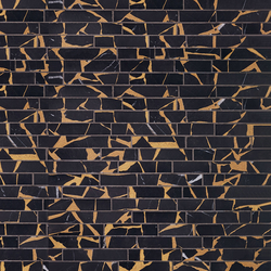 Kintsugi Rinia | Dalles en pierre naturelle | Claybrook Interiors Ltd.