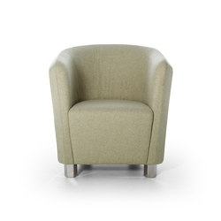 Deco Futura Small armchair | Poltrone | Diesel with Moroso