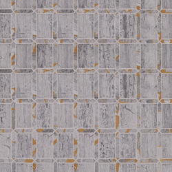 Kintsugi Hakkakei | Natural stone tiles | Claybrook Interiors Ltd.