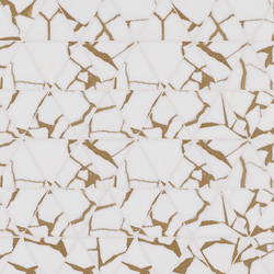 Kintsugi Sankakkei | Natural stone tiles | Claybrook Interiors Ltd.