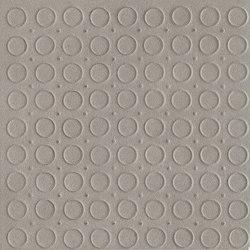 Karman Ceramica Decorata Singolo Geometrico Cenere | Keramik Fliesen | EMILGROUP