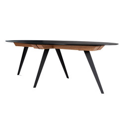 Silke | Dining tables | Discalsa
