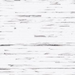 Tele di Marmo Statuario Michelangelo - doghe | Keramik Fliesen | EMILGROUP