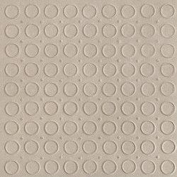 Karman Ceramica Decorata Singolo Geometrico Sabbia | Baldosas de cerámica | EMILGROUP