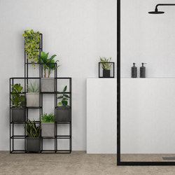 iPot modular system | Bath shelving | ipot