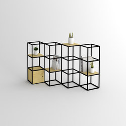 iPot modular system | Shelving modules | ipot