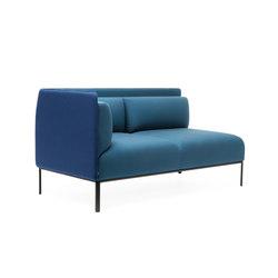 Crest sofa | Sofás | Materia