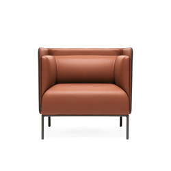 Crest easy chair | Poltrone | Materia