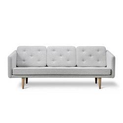 No. 1 Sofa 3 seat | Sofas | Fredericia Furniture
