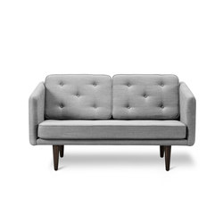 No. 1 Sofa 2 seat | Divani | Fredericia Furniture