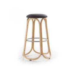 Gres high barstool | Bar stools | Expormim