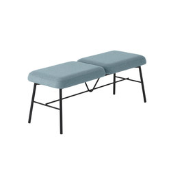 Myra 668 | Waiting area benches | Metalmobil
