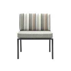 Zero 208 | Elementi di sedute componibili | Metalmobil