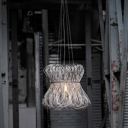 Cloche Suspension | Suspended lights | Quasar