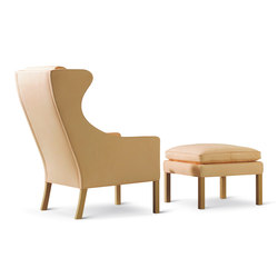 Mogensen Wing Chair | Armchairs | Fredericia Furniture