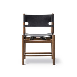 The Spanish Dining Chair | Visitors chairs / Side chairs | Fredericia Furniture
