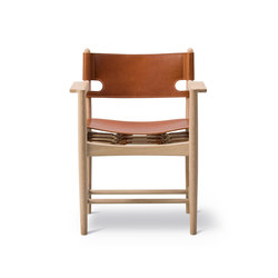 The Spanish Dining Chair | Chaises | Fredericia Furniture