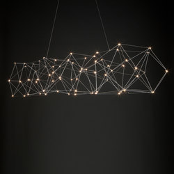 Cosmos Suspension | Suspended lights | Quasar