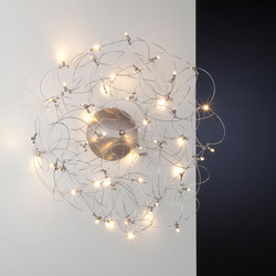 Curled Wall Lamp | Wall lights | Quasar