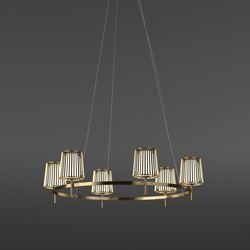 Julia Single | Suspended lights | Quasar
