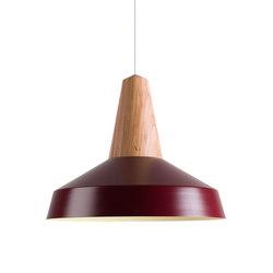 Eikon Circus Bamboo Burgundy | Illuminazione generale | SCHNEID