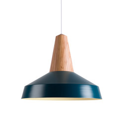 Eikon Circus Bamboo Peacock | Suspended lights | SCHNEID