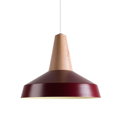 Eikon Circus Oak Burgundy | Suspensions | SCHNEID