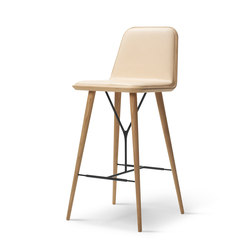 Spine Barstool | Barhocker | Fredericia Furniture