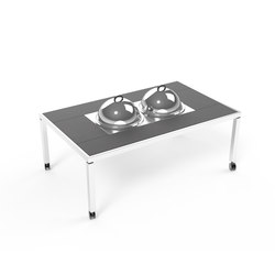 Dining table 'Riyad' | Ouzi chafer | Tables de repas | La Tavola